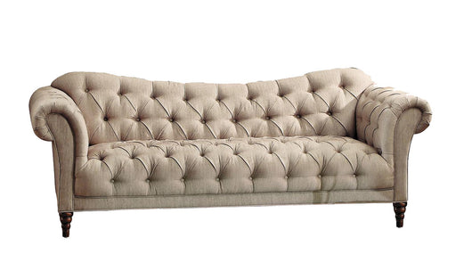 Homelegance Furniture St. Claire Sofa in Brown 8469-3 image