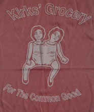 Load image into Gallery viewer, Kirks' Grocery Unisex T-Shirt | Two Headed Doll