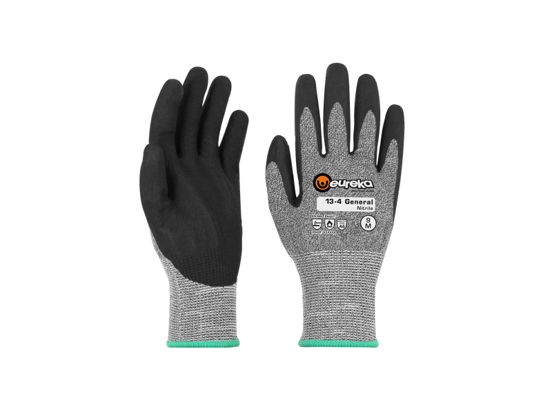 Eureka 13-4 General Nitrile Cut Gloves