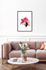 """Bloom"" Fine Art Print"