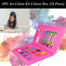 Load image into Gallery viewer, 1091 Art Colour Kit Colours Box, (24 Pieces) - DeoDap