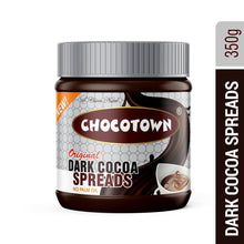 Load image into Gallery viewer, 0055_Choco Nutri Chocolate Spreads - Premium Dark Chocolate Spread - 350 gm
