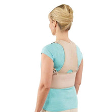 Load image into Gallery viewer, 0377  Adjustable Royal Posture Back Support Brace Unisex