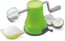 Load image into Gallery viewer, 2078 Coconut Scrapper Pealer Grater with Vaccum Base