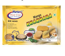 Load image into Gallery viewer, 0034 Mango Khakhra (Pack of 8)