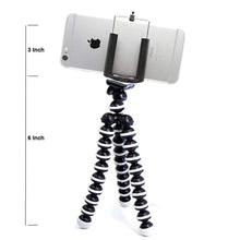 Load image into Gallery viewer, 0636 Gorilla Tripod Fully Flexible Tripod (6 Inch)