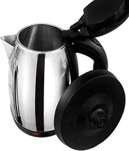 Load image into Gallery viewer, 2151 Stainless Steel Electric Kettle with Lid - 2 l - DeoDap