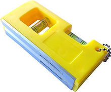 Load image into Gallery viewer, 1517 Mini magnetic spirit level Torpedo leveller 4 inch - DeoDap