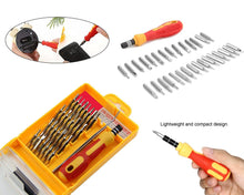 Load image into Gallery viewer, 0430 Screwdriver Set  32 in 1 with Magnetic Holder