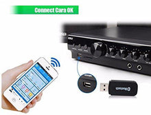 Load image into Gallery viewer, 0531 USB Wireless/Bluetooth 3.5mm Aux Audio Receiver Adapter