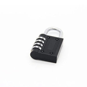 0218 -4 Digit Combination Padlock