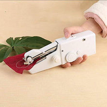 Load image into Gallery viewer, 1232 Handheld Portable Mini Electric Cordless Sewing Machine for Beginners