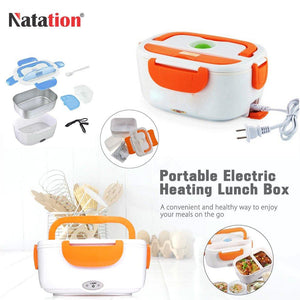 0058 Electric lunch box