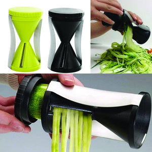 0721 Spiralizer Vegetable Cutter Grater Slicer With Spiral Blades