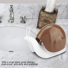 Load image into Gallery viewer, 0226 Portable Snail Shape Liquid Soap Dispenser