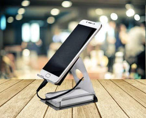0622 Mobile Phone Metal Stand (Silver)