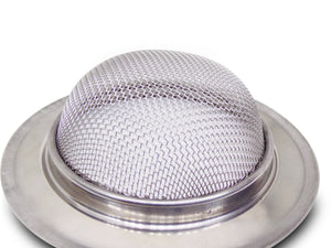 0790 Large Stainless Steel Sink/Wash Basin Drain Strainer