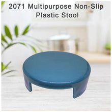 Load image into Gallery viewer, 2071 Multipurpose Non-Slip Plastic Stool