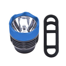 Load image into Gallery viewer, 0562 Bicycle Front Light  Zoomable LED Warning Lamp Torch Headlight Safety Bike Light - DeoDap