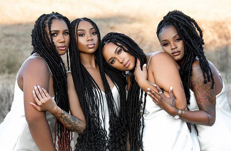Braided wigs make your beauty unlimited