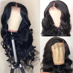 Body Wave 4x4 Lace Closure Wig Human Hair  Wigs Product Show