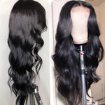 Body Wave Lace Front Wigs Human Hair Product Show
