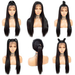 Synthetic Straight Lace Front Wigs Product Show