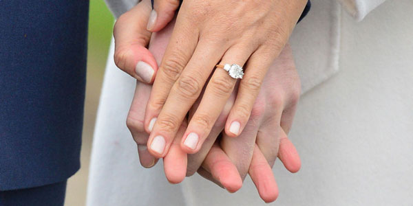 Prince Harry Engagement Ring
