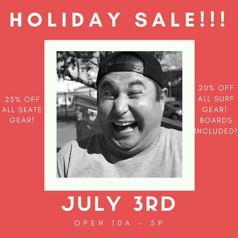 Holiday Sales on July 3rd!!! #sales #4thofjuly