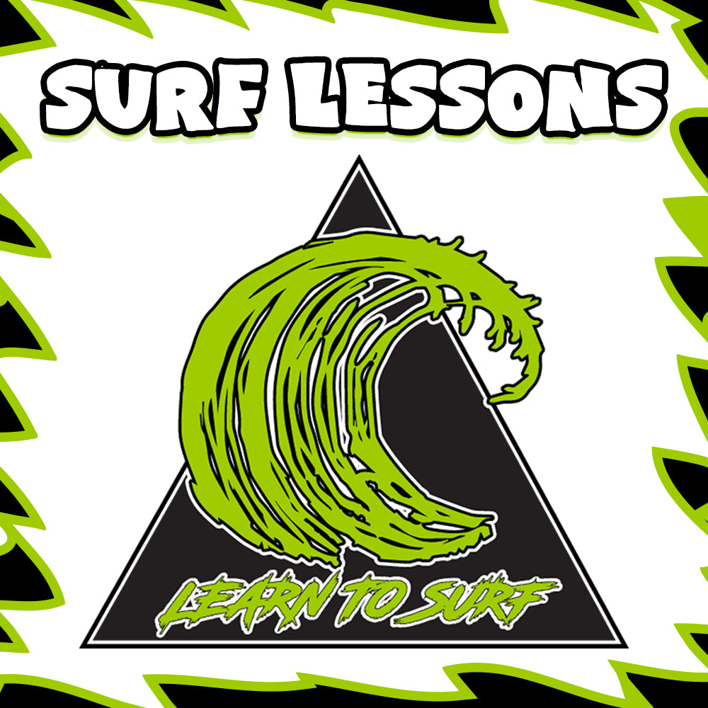 Learn to Surf with Jake McNulty
