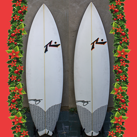 Rusty Surfboard Sale on YardDog and WTF Models // Rusty Preisendorfer // #sales #holidays #boardporn