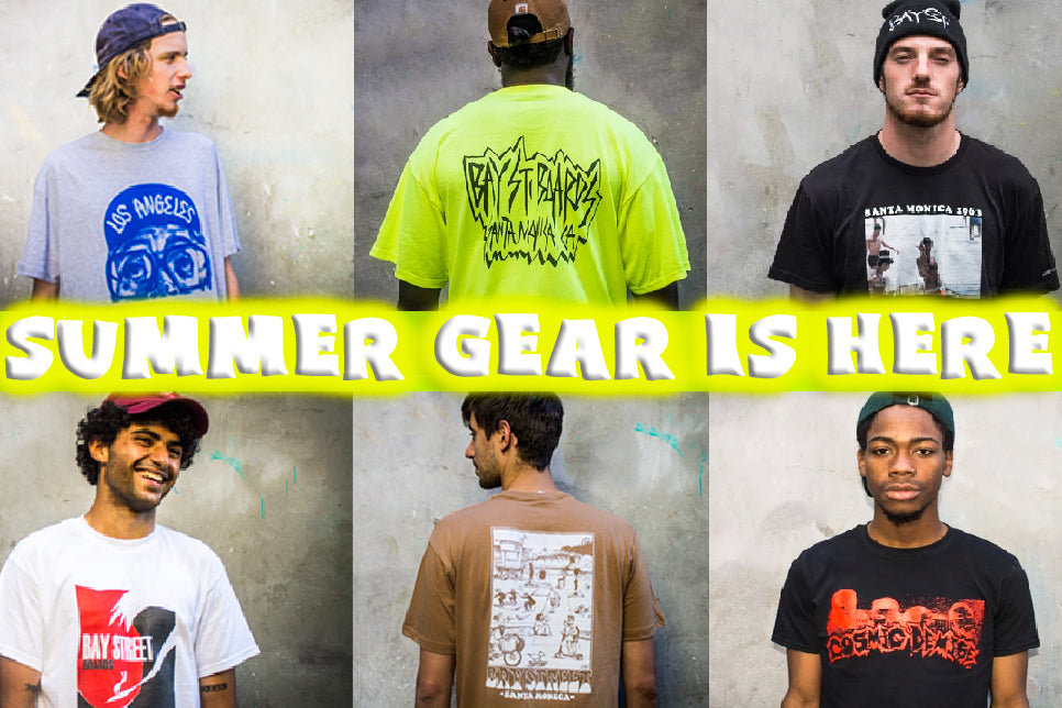 Summer Gear Available!