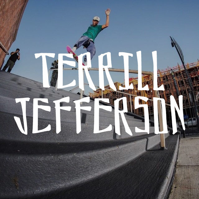 Terrill Jefferson Profile Page