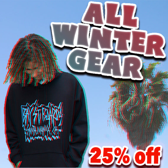 Winter Gear 25% OFF Sale