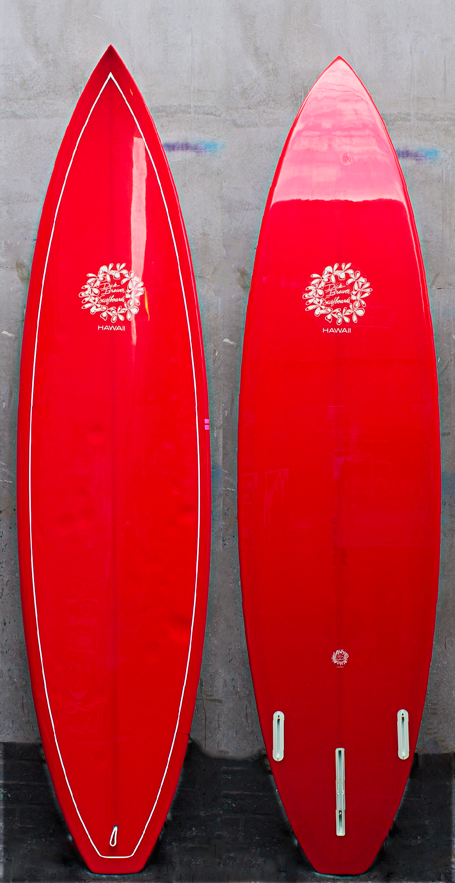 "8'0"" Dick Brewer (Used)"