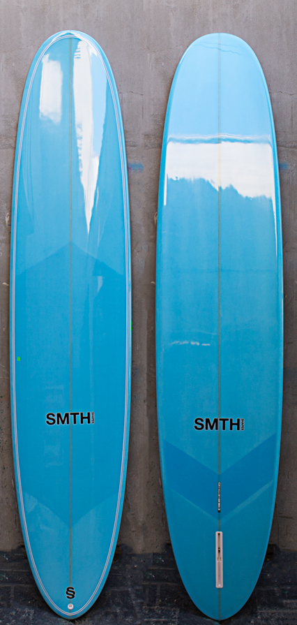 "9'0"" SMTH Shapes Longboard"