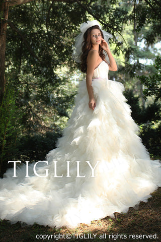 wedding dress (w1106)