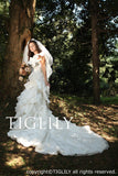 wedding dress (w1112)
