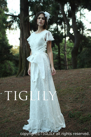wedding dress (w1115)