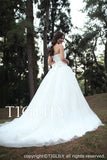 wedding dress (w1116)