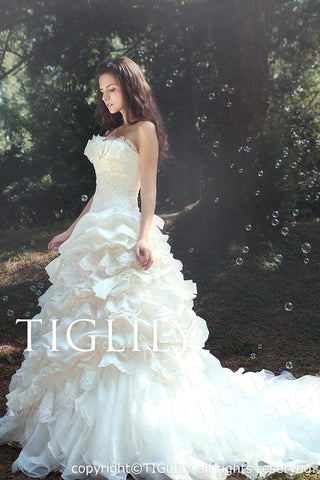 wedding dress (w1118)
