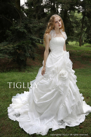 wedding dress (w303)