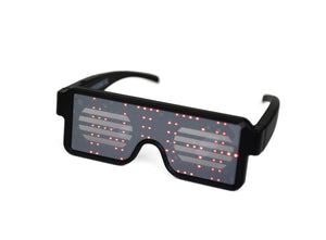 Glasses LED Programme