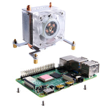 Load image into Gallery viewer, 52PI ICE TOWER CPU Cooling Fan For Pi