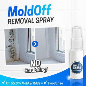 MoldOff Mildew Removal Spray
