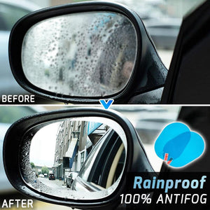 NanoView™ Car Antifog Film