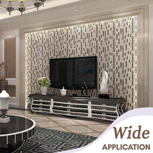 Self-Adhesive 3D Crystal Tile Sticker