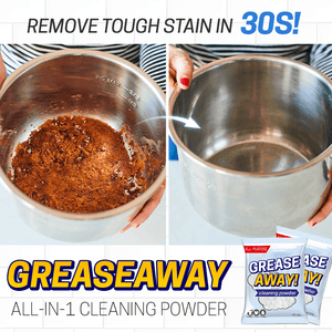 GreaseAway Powder Cleaner