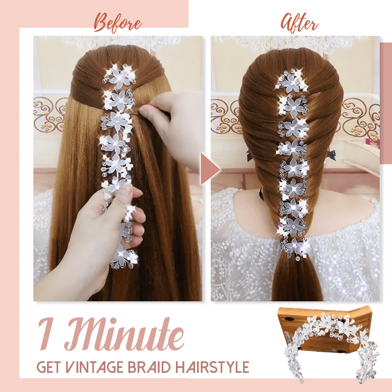 TwistUp Hair Braiding Tool