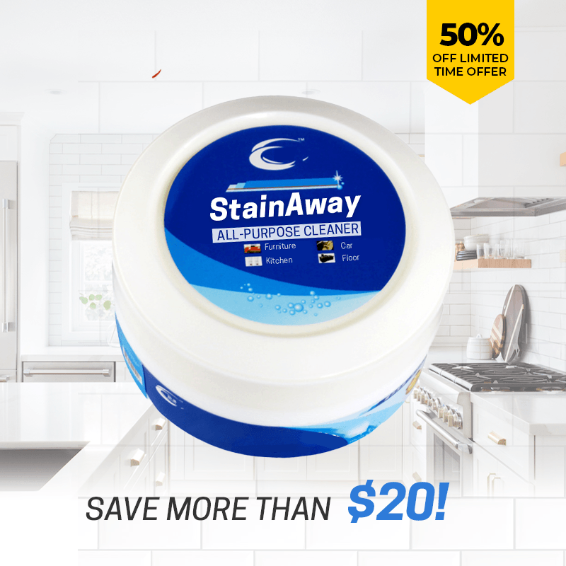 StainAway All-Purpose Magical Cleaner (50% OFF)
